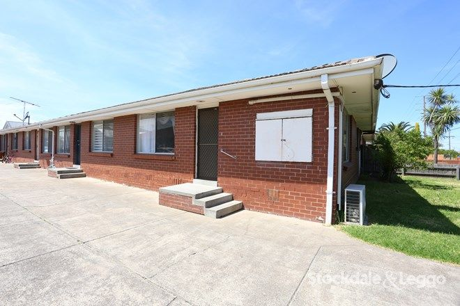 Picture of 1-4/52 King Street, DALLAS VIC 3047