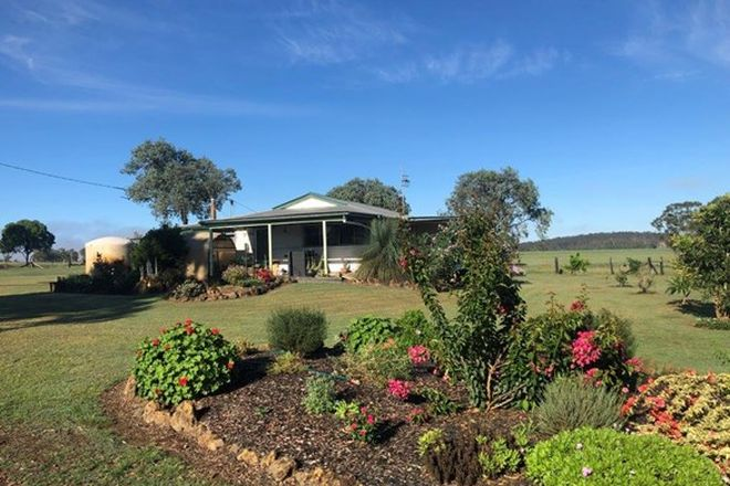 Picture of 16032 Bunya Highway, MURGON QLD 4605