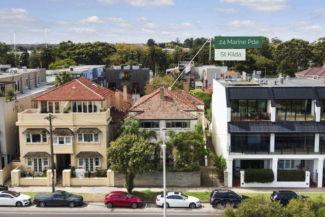 Picture of 24 Marine Parade, ST KILDA VIC 3182