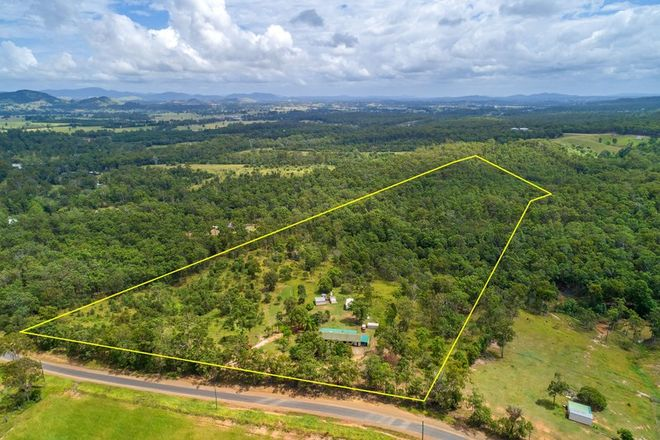 Picture of 181 Tandur Road, KYBONG QLD 4570