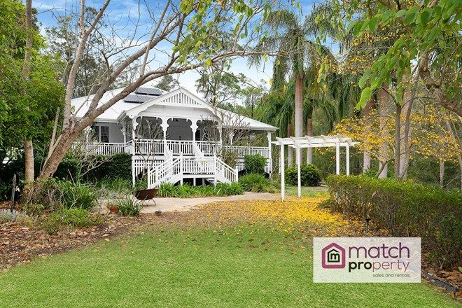 Picture of 658 Upper Brookfield Road, UPPER BROOKFIELD QLD 4069