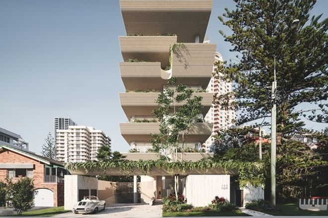 Picture of Level 2/123 Old Burleigh Road, BROADBEACH QLD 4218