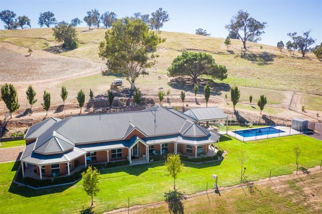 Picture of 492 Stony Park Road, BURRUMBUTTOCK NSW 2642