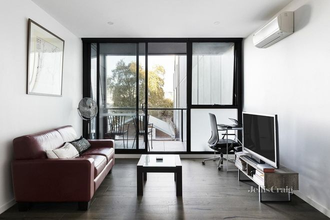 Picture of 211/51 Napoleon Street, COLLINGWOOD VIC 3066