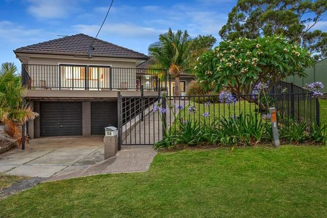 Picture of 16 Hamilton Street, SPEERS POINT NSW 2284
