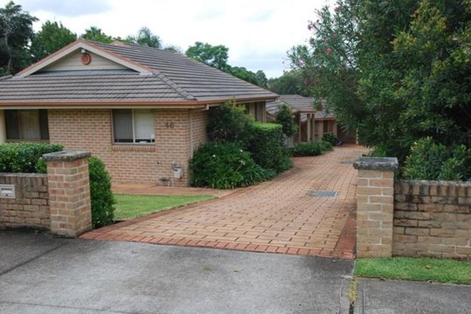 Picture of 2/46 Gordon Street, EASTWOOD NSW 2122