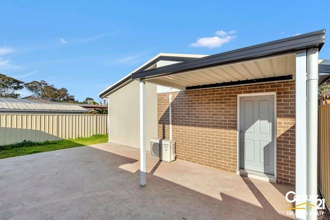Picture of 18a Blacksmith Street, GREENFIELD PARK NSW 2176