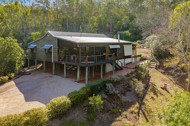 Picture of 2136 Murphys Creek Road, BALLARD QLD 4352