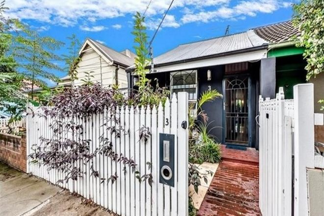 Picture of 3 Sutherland Street, ST PETERS NSW 2044