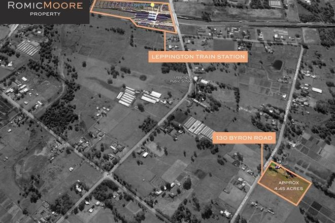 Picture of 130 Byron Road, LEPPINGTON NSW 2179