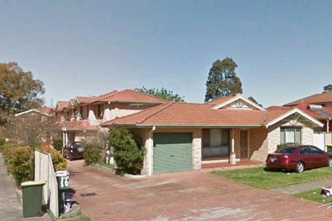 Picture of 16 Thelma Street, LIVERPOOL NSW 2170