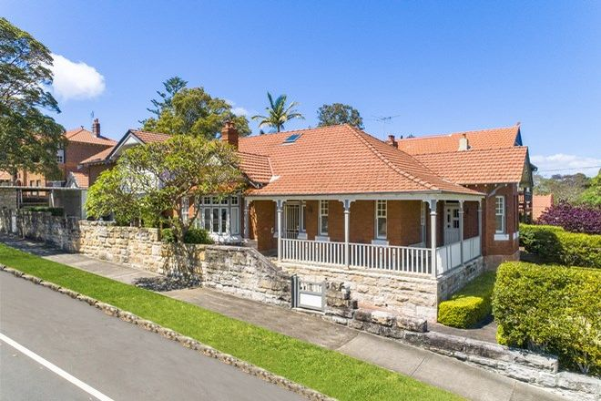 Picture of 51 Prince Albert Street, MOSMAN NSW 2088