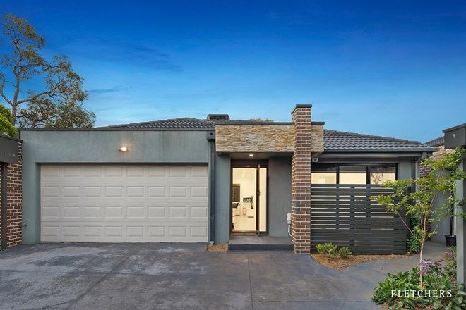 Picture of 2/1 Purches Street, MITCHAM VIC 3132