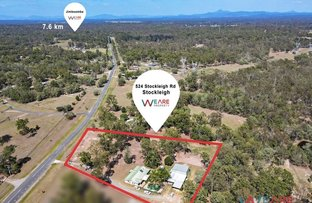 Picture of 524 Stockleigh Road, Stockleigh QLD 4280
