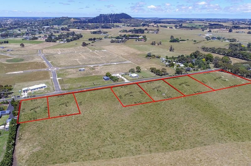 LOT 1,2,3,4,5,6 CRAFTER ROAD, Compton SA 5291, Image 1