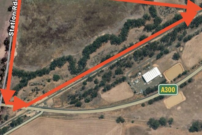 Picture of . Cnr Midland Hwy and Station Rd, BAGSHOT VIC 3551