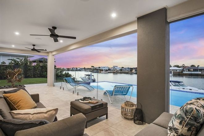 Picture of 107 Seaside Drive, BANKSIA BEACH QLD 4507