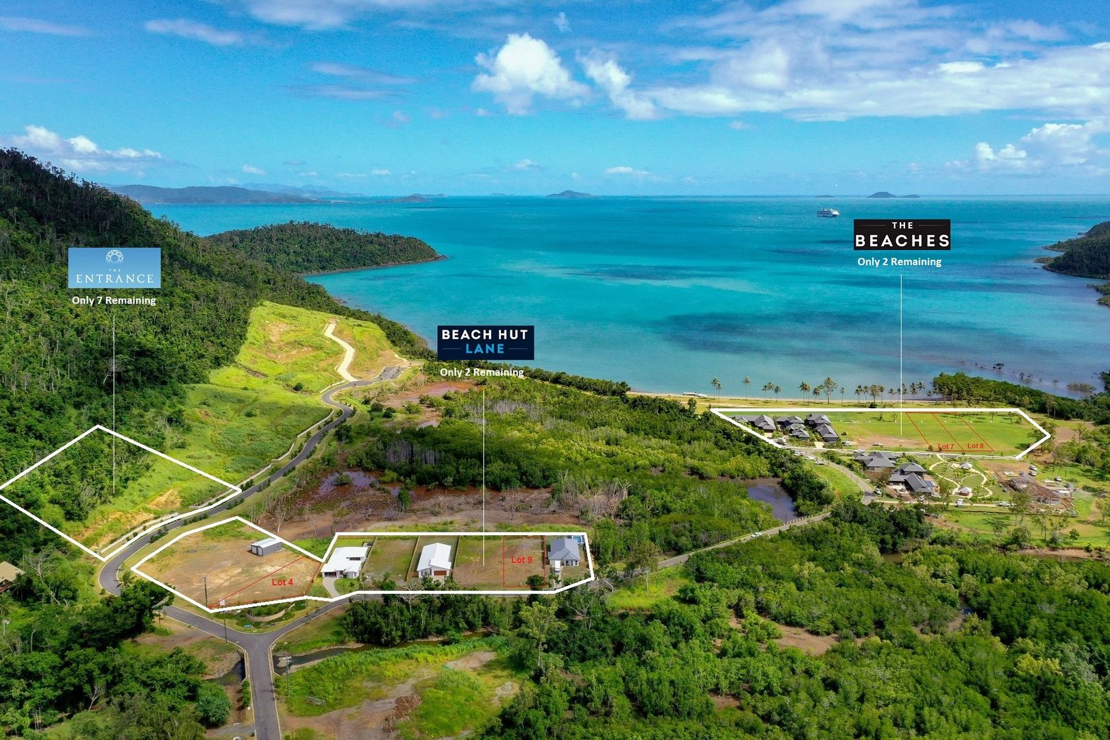 L 1-7 The Entrance, Funnel Bay, Airlie Beach QLD 4802, Image 0