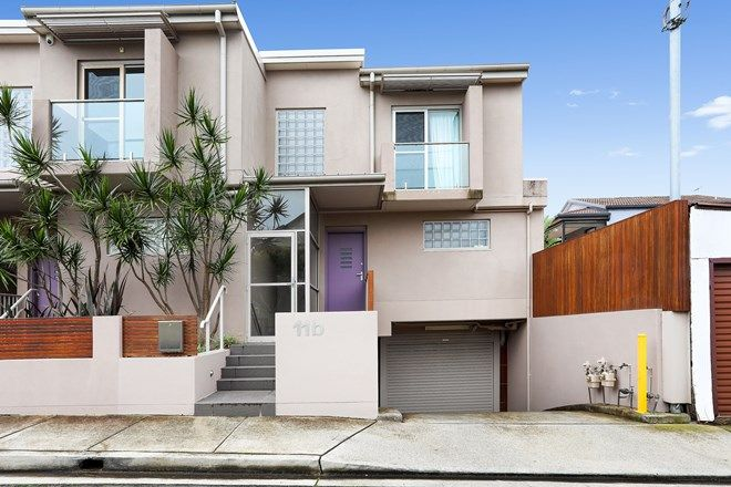 Picture of 11B Bungay Street, LEICHHARDT NSW 2040
