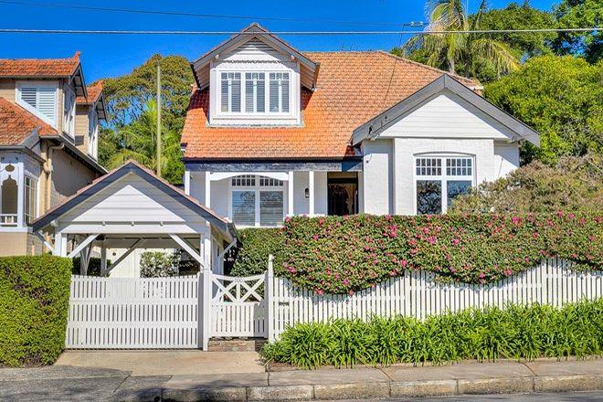 Picture of 100 Awaba Street, MOSMAN NSW 2088