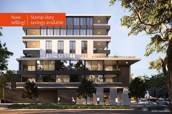 Picture of 205/495 Glen Huntly Road, ELSTERNWICK VIC 3185