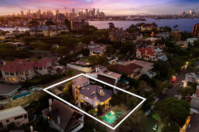 Picture of 4 Wyuna Road, POINT PIPER NSW 2027