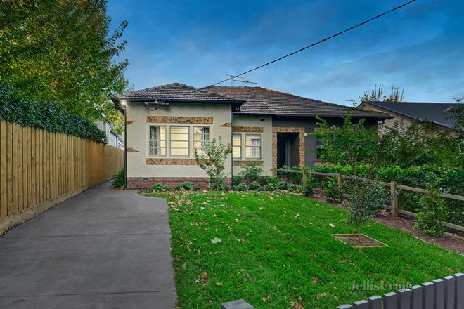 Picture of 3 Wiseman Street, HAWTHORN EAST VIC 3123