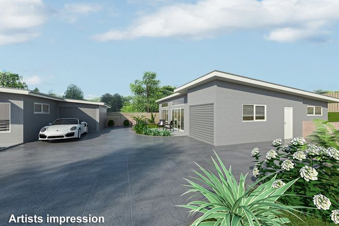 Picture of 1 & 2/315 Nelson Road, MOUNT NELSON TAS 7007