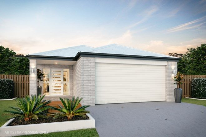 Picture of (Lot 2) 123 Panorama Drive, THORNLANDS QLD 4164