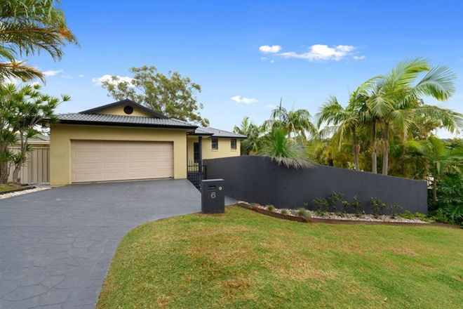 Picture of 6 Woodswallow Close, BOAMBEE EAST NSW 2452