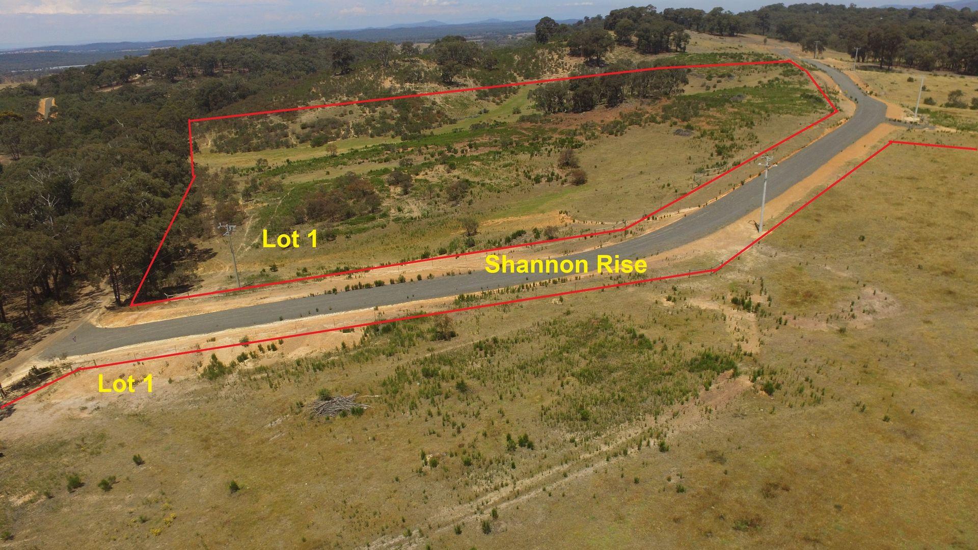 Lot 1, 2, 3 & 4 Shannon Rise, Heathcote VIC 3523, Image 2