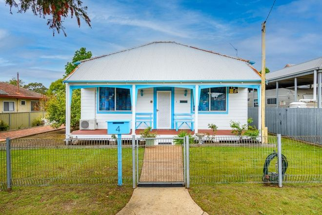 Picture of 4 Miller Street, CESSNOCK NSW 2325