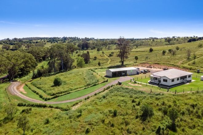Picture of Lot 23 Gomoran-Bergen Road, BERGEN QLD 4353