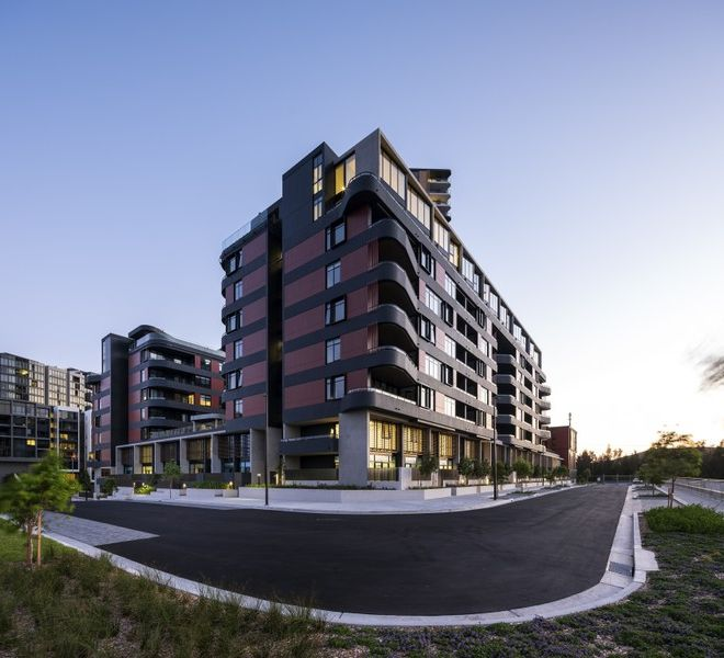 Picture of C211/6-8 Lapwing Street, Wentworth Point