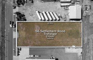 Picture of 56 Settlement Road, Trafalgar VIC 3824