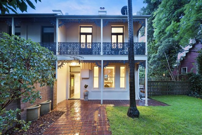 Picture of 14 Alexandra Street, HUNTERS HILL NSW 2110