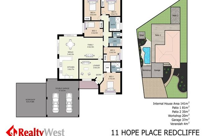 Picture of 11 Hope Place, REDCLIFFE WA 6104