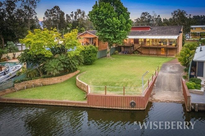 Picture of 118 Geoffrey Road, CHITTAWAY POINT NSW 2261