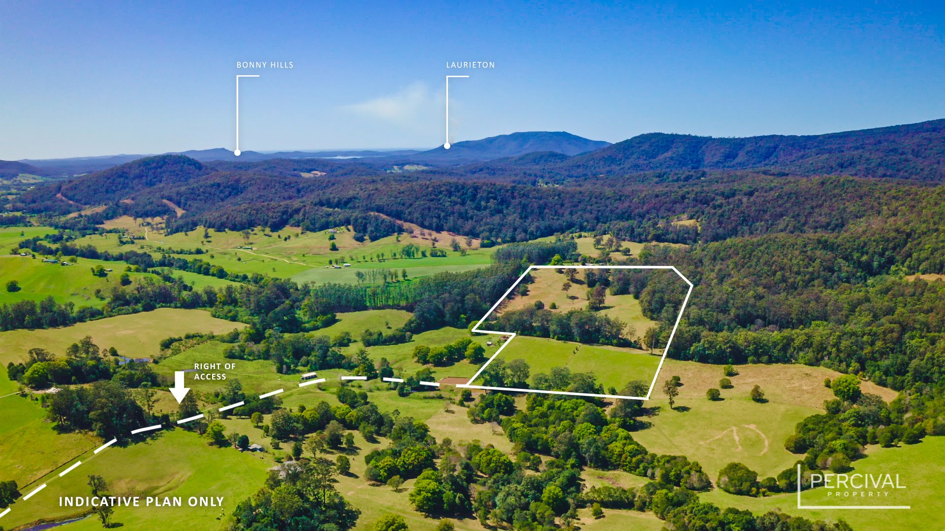 Lot 124 Neilson  Lane, Lorne NSW 2439, Image 0