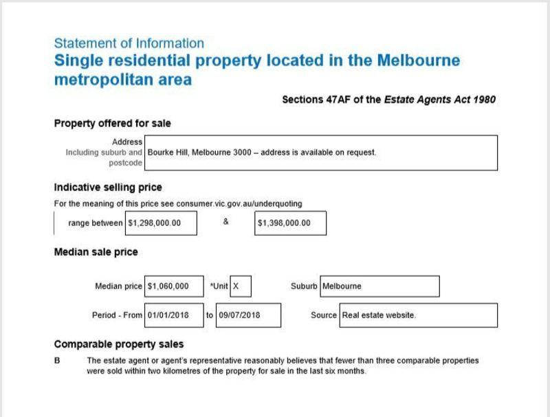 Melbourne VIC 3000, Image 1