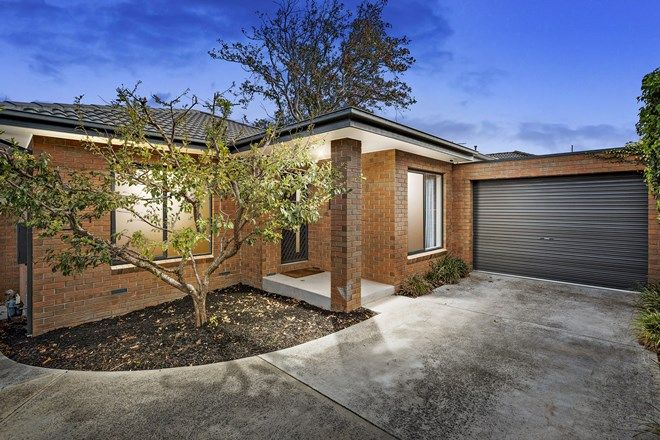 Picture of 2/3 Lanham Street, OAKLEIGH EAST VIC 3166