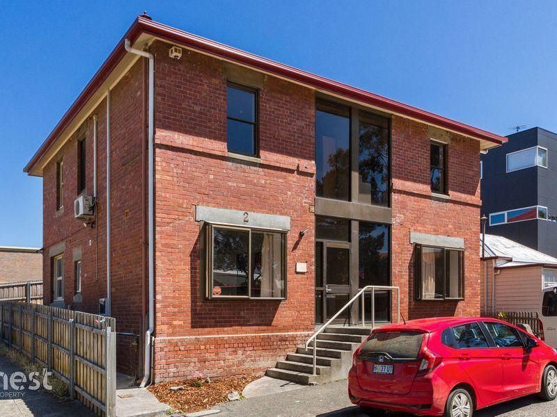 Room 6/2 Burnett Street, North Hobart TAS 7000, Image 0