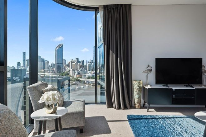 Picture of 1112/9 Christie Street, SOUTH BRISBANE QLD 4101