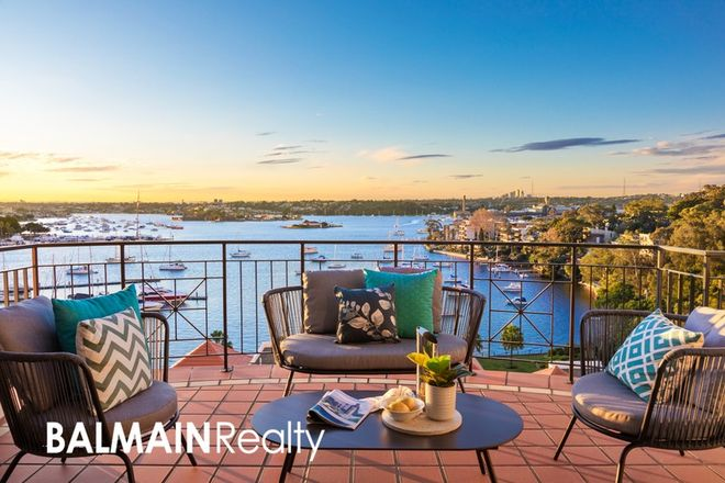 Picture of 161/5 Wulumay  Close, ROZELLE NSW 2039