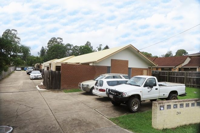 Picture of 242 Redbank Plains Rd, BELLBIRD PARK QLD 4300