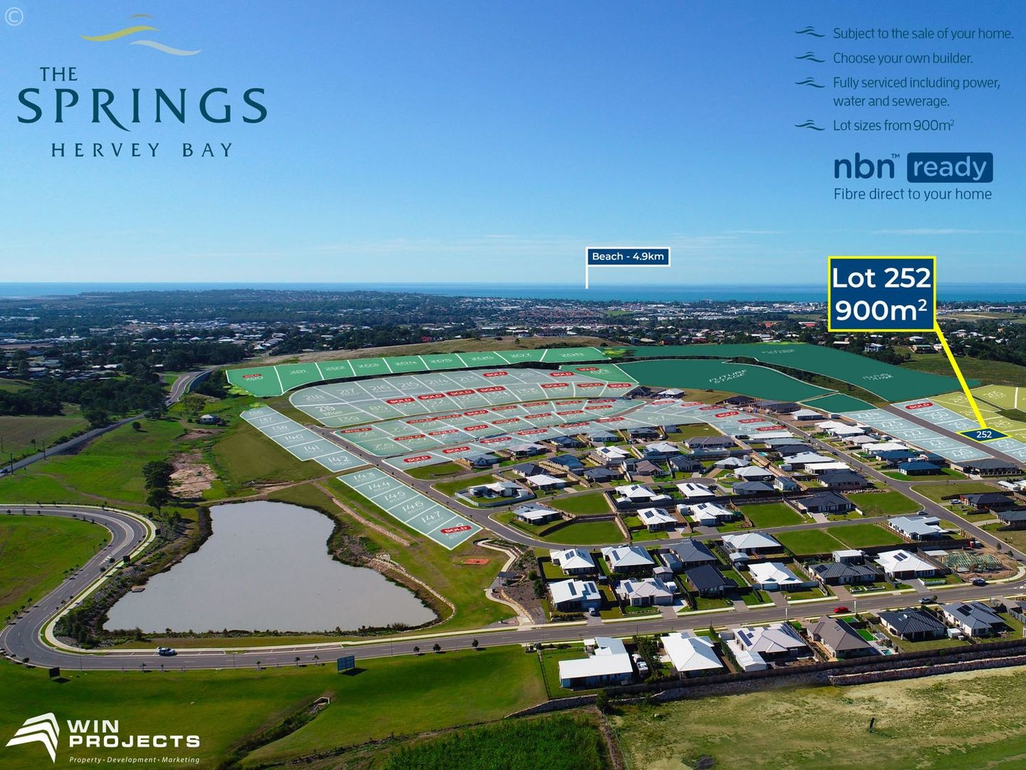 Lot 252 The Springs, Nikenbah QLD 4655, Image 0