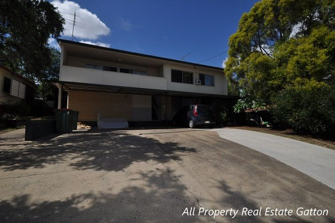 Picture of 38 Hill Street, GATTON QLD 4343