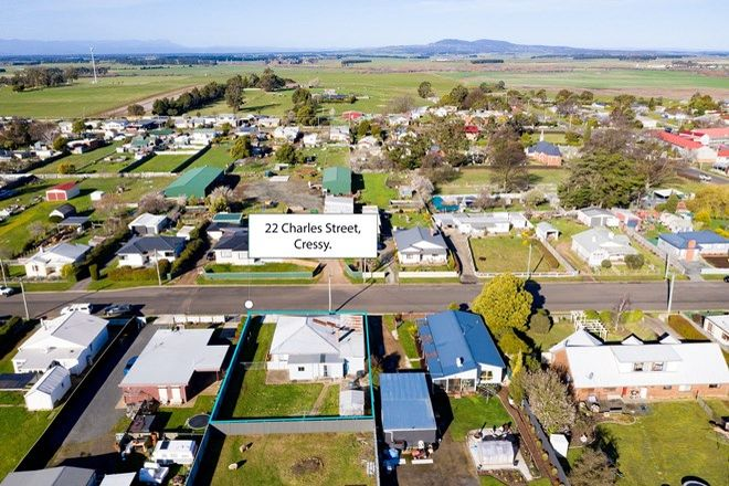 Picture of 22 Charles Street, CRESSY TAS 7302