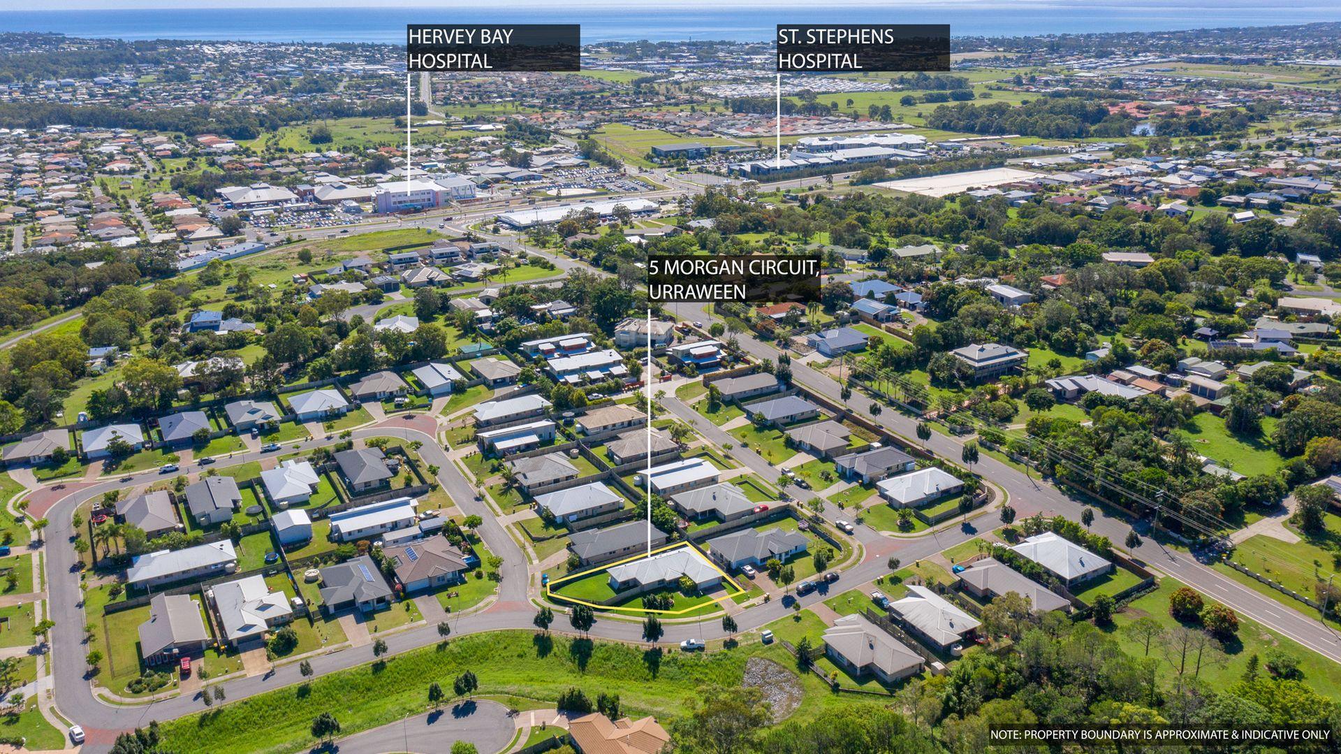 5 Morgan Circuit, Urraween QLD 4655, Image 1