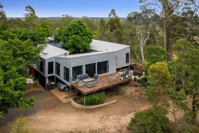 Picture of 325 Aberdein Road, MOUNT LUKE QLD 4352